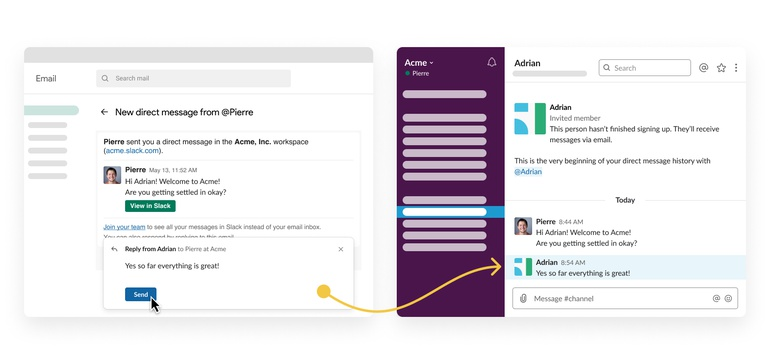 Slack's roadmap to enterprise scale post acquisition