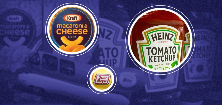 Kraft Heinz's place in the market dropped. Its CIO is using data to lift it