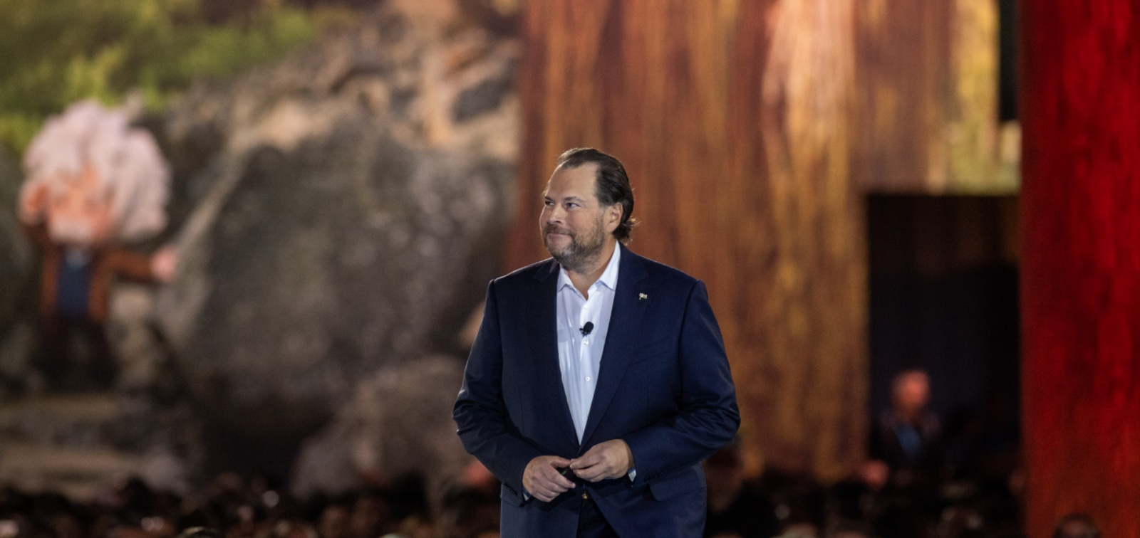 Salesforce sought a way out of the CRM niche. Slack delivered.