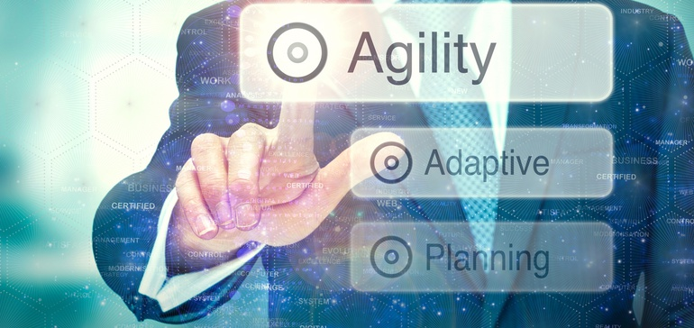 Enterprise agility in the time of COVID-19