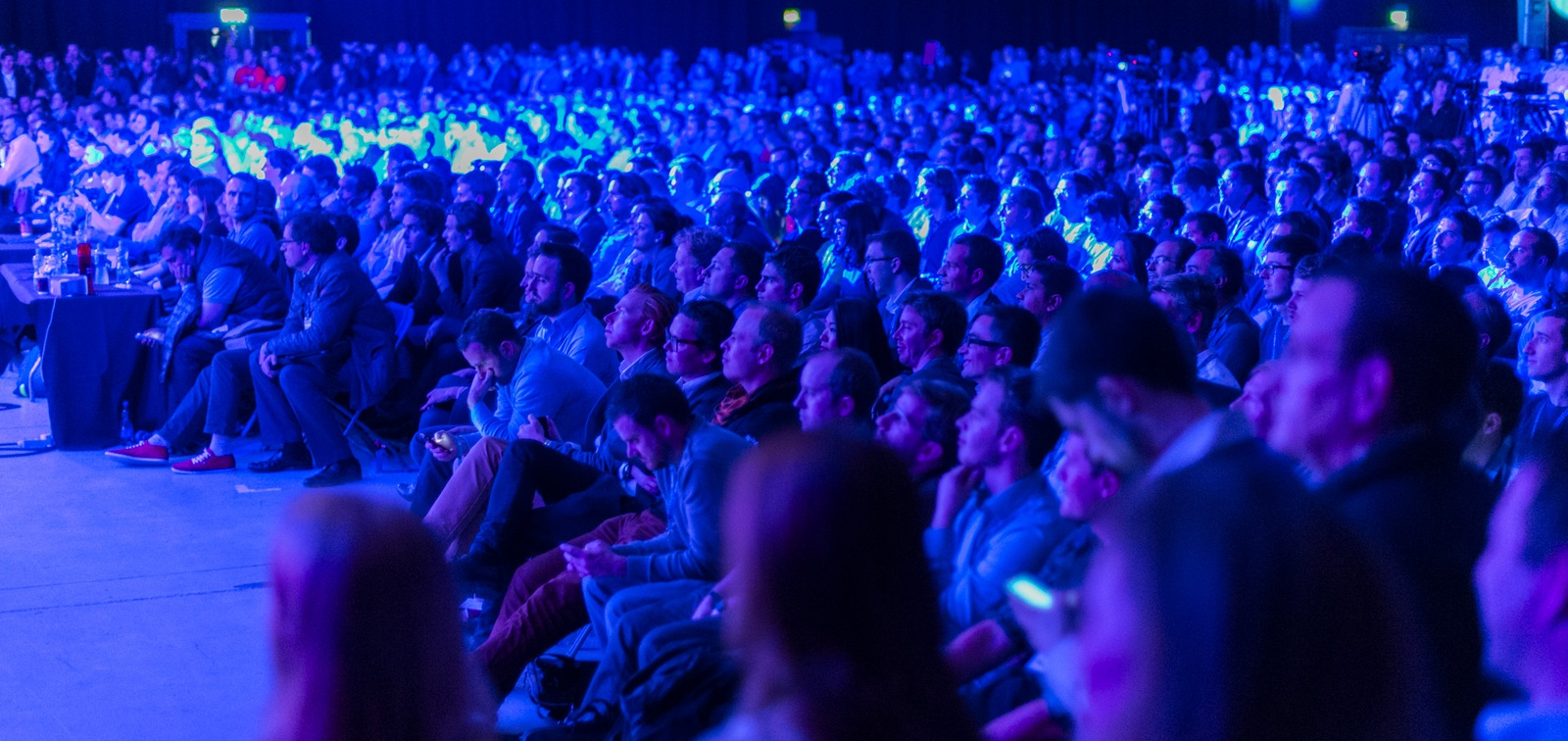 Smaller audiences, virtual venues: Changes coming to tech conferences