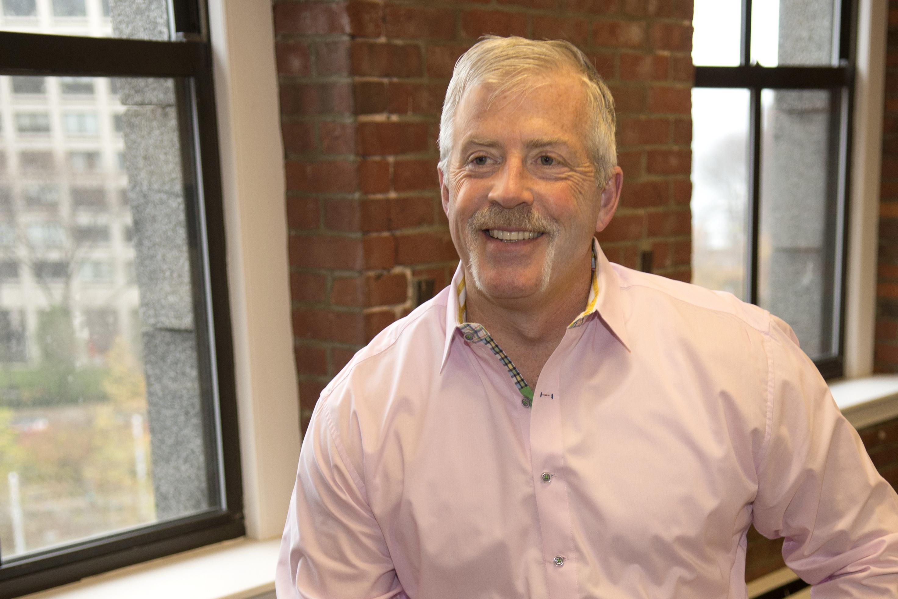 Jack Danahy, CTO and co-founder of Barkly, headshot