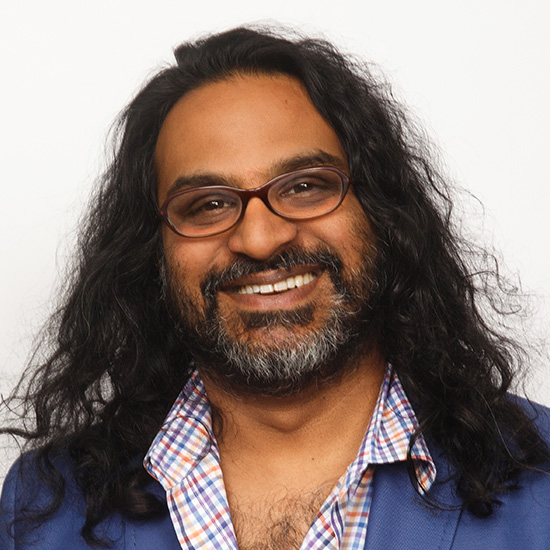 Romi Mahajan headshot